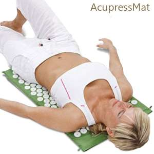 Tapis d'acupuncture relaxant antistress probleme de dos