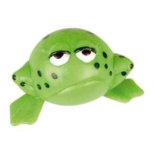 Anti-stress en forme de grenouille à exploser