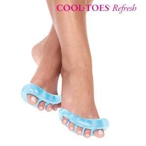 Séparateurs d'orteils masseur de pieds pour manucure