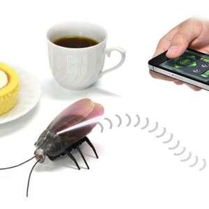 Cafard i-Robot télécommandé par iphone