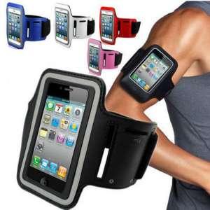 Pochette tactile brassard tour de bras pour iPhone et smartphone