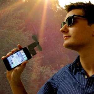 Ventilateur iPhone 3G, 3GS, 4, 4S, ipod