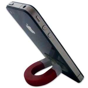 Support dock aimant à ventouses pour smartphone