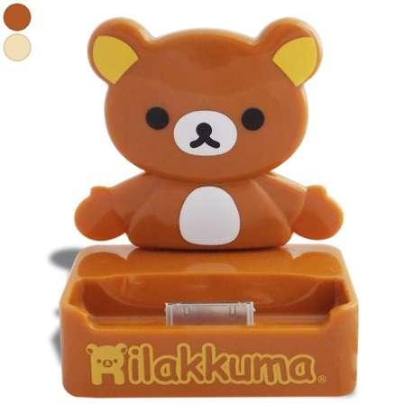 Station de recharge iPhone 4 dock chargeur USB ourson Rilakkuma
