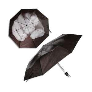 Parapluie avec signe doigt qui pointe je vous veux