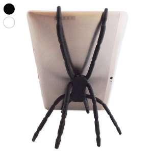 Support tablette et ipad en forme d'araignée à 8 pattes accroche iPad