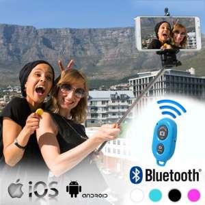 Perche Selfie avec télécommande Bluetooth pour smartphone