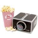 Projecteur smartphone Lentille x8 vidéo grossissement