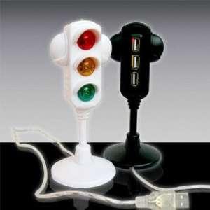 Feu tricolore USB HUB 3 ports