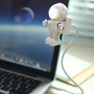 Lampe USB en forme d'astronaute