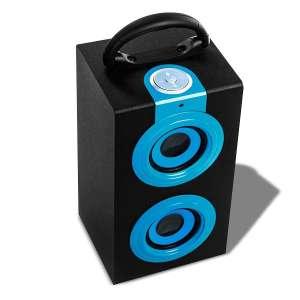 Enceinte Bluetooth rechargeable avec télécommande