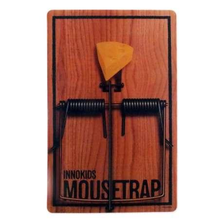 Tapis de souris informatique imitation tapette à souris