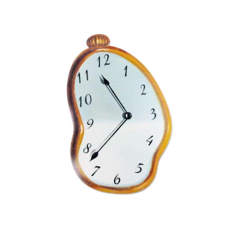 tapis de souris informatique horloge coulante salvatore dali totalcadeau. Black Bedroom Furniture Sets. Home Design Ideas