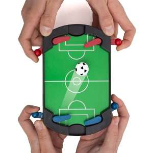 Console pour partie de foot Flipper jeu football