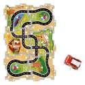 Puzzle en forme de circuit de course voiture mécanique