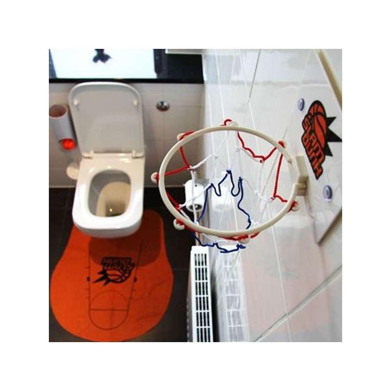 panier de basket pour toilettes totalcadeau. Black Bedroom Furniture Sets. Home Design Ideas