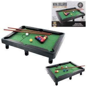 Kit miniature de jeu de billard