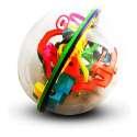 Casse-tête labyrinthe 3D en forme de boule avec 208 étapes