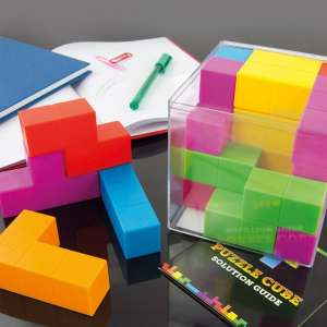 Jeu de casse-tête Tetris en 3D