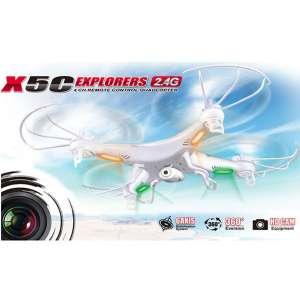 Drone télécommandé avec caméra HD 4go X5C radiocommandé