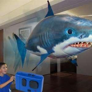 Requin volant télécommandé radiocommandé poisson RC