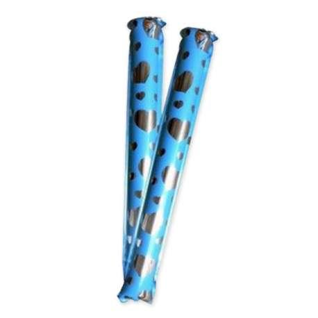 2 bâtons gonflables à claquer 1 paire de sticks gonflables