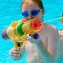 Pistolet à eau arroseur en plastique