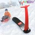 Trottinette de neige planche de trottineige kidiscoot