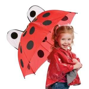 Parapluie coccinelle pour enfant