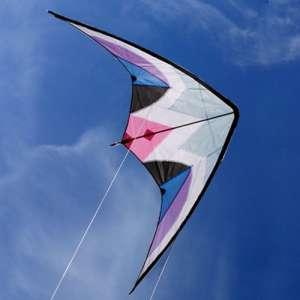 Cerf-volant acrobatique Delta en toile de nylon