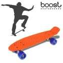 Skateboard à 4 roues 1 planche de skate 4 roues fish boost