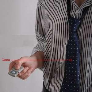 Cravate camera espion espionne 4Go télécommande