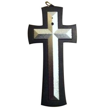 Collier pendentif croix camera espion 4Go
