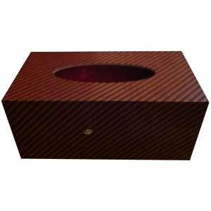 Boîte de mouchoirs en bois camera espion espionne 4 Go