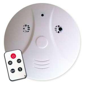 Détecteur de fumée factice camera espion détecteur de mouvement 4Go
