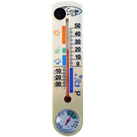 Thermomètre camera espion 4Go
