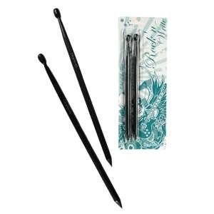 2 crayons : stylo baguettes de batterie