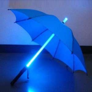Parapluie Led sabre laser Star Wars lumineux
