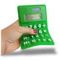 Calculatrice pliable