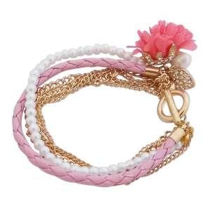 Bracelet romantique aux différentes couleurs