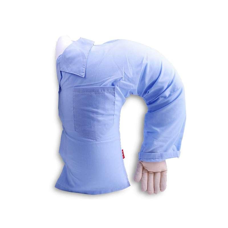 oreiller dans ses bras coussin coussin petit ami boyfriend totalcadeau. Black Bedroom Furniture Sets. Home Design Ideas