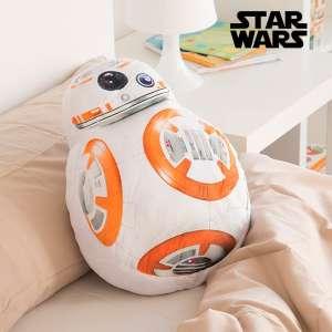 Coussin oreillier en forme de Droïde BB8 Star Wars