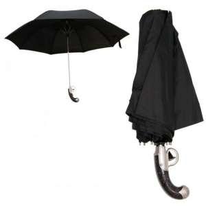 Parapluie manche de pistolet pirate