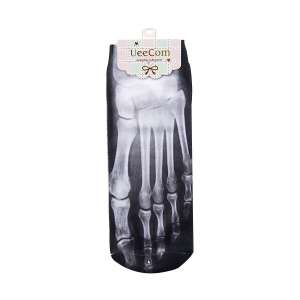 Paire Chaussettes à motifs radiographie de pieds