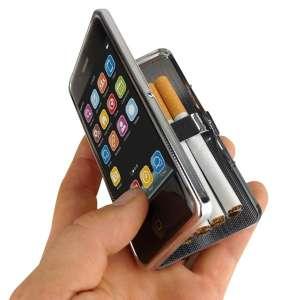 Boîte à cigarettes imitation iPhone smatphone telephone portable