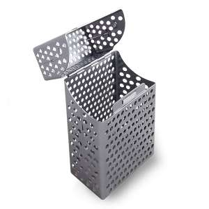 Boite de paquet de cigarette en aluminium micro perforé
