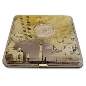 Boite à cigarette design avec l'aspect de Taj Mahal