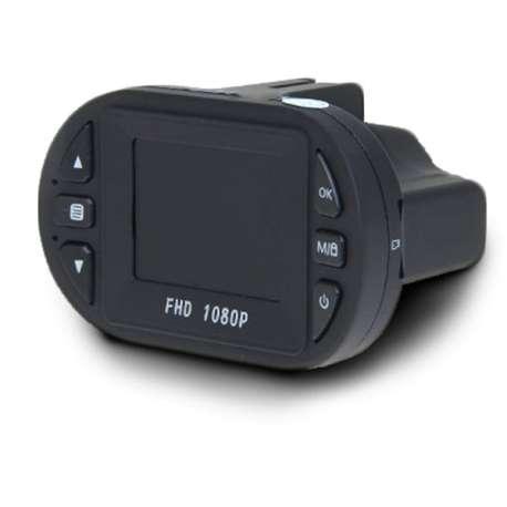 Dashcam 1080 FHD haute qualité avec vision infrarouge pour voiture