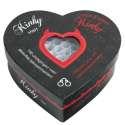 Coffret de jeu coquin en forme de coeur