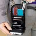 Portefeuille tactile à multiples fonctions smartphone